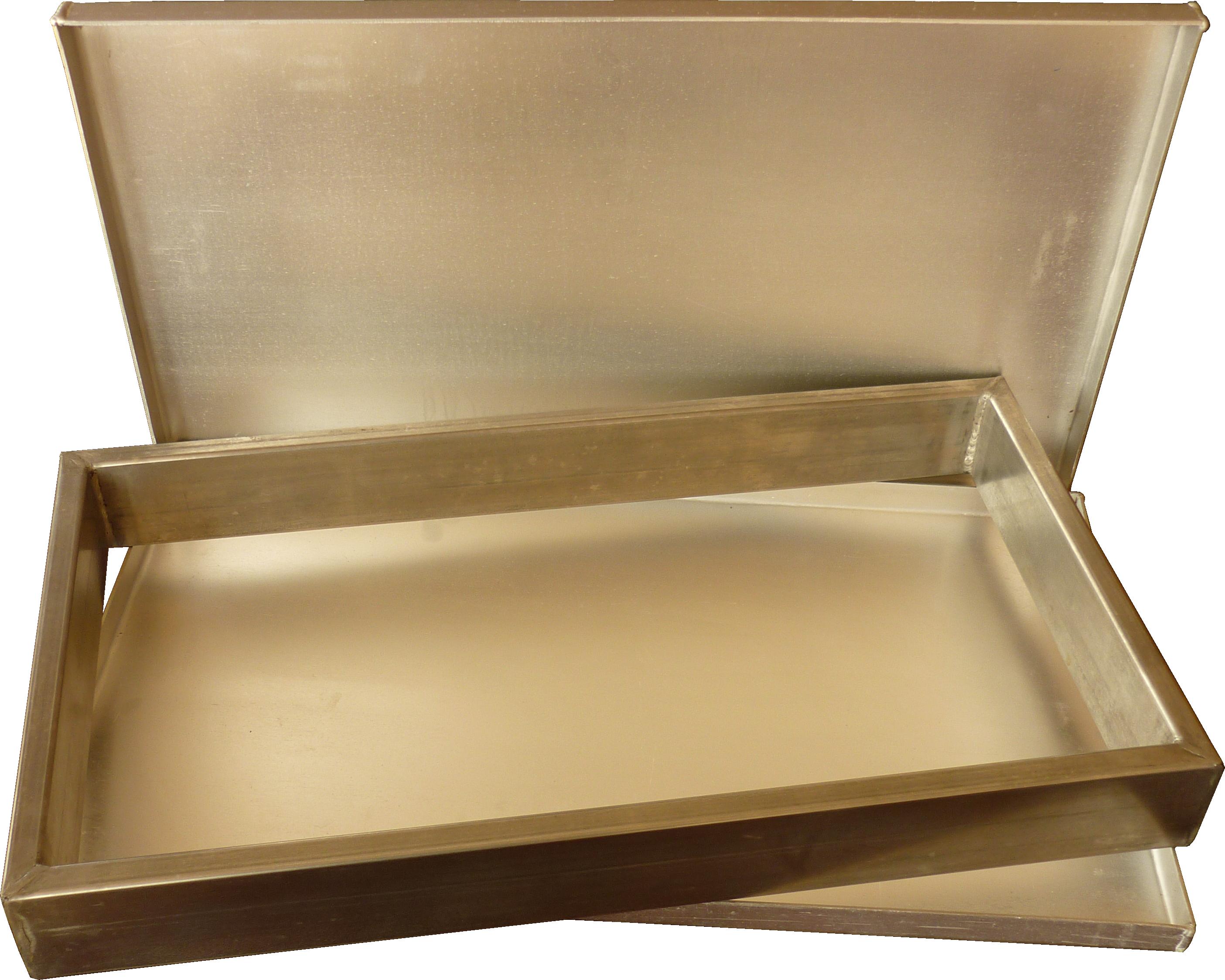Рамка для заморозки морепродуктов из нержавеющей стали